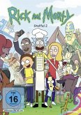 Rick and Morty - Staffel 2 - 2 Disc DVD