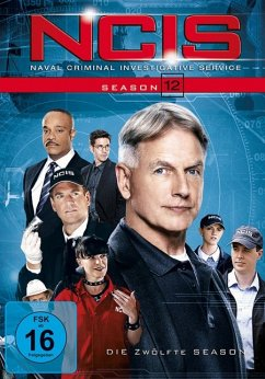 Navy CIS - Season 12 DVD-Box - Mark Harmon,Michael Weatherly,Sean Murray