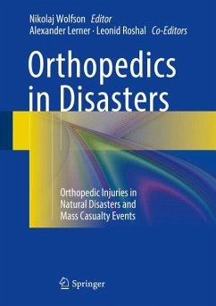 Orthopedics in Disasters (eBook, PDF)