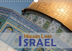 9783665564506 - Pohl, Gerald: Israel - Heiliges Land (Wandkalender 2017 DIN A4 quer) - کتاب