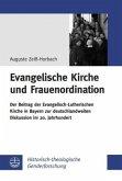 Evangelische Kirche und Frauenordination