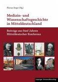 Medizin- und Wissenschaftsgeschichte in Mitteldeutschland