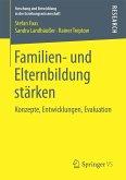 Familien- und Elternbildung stärken (eBook, PDF)