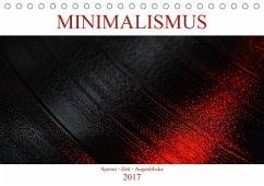 9783665564230 - Herrmann, Reinhold: Minimalismus - Spuren - Zeit - Augenblicke (Tischkalender 2017 DIN A5 quer) - کتاب