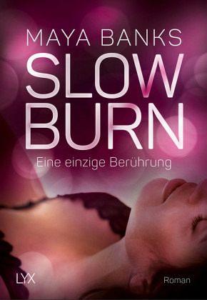 Buch-Reihe Slow Burn von Maya Banks