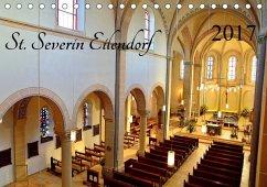 9783665564810 - Corsten Bilderzoom Aachen, Monika: St. Severin Eilendorf 2017 (Tischkalender 2017 DIN A5 quer) - Buch