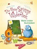 Die kleine Spinne Widerlich - Meine ersten Buchstaben