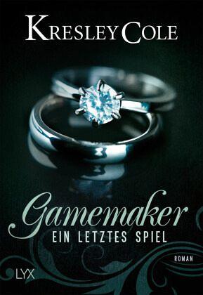 Buch-Reihe Gamemaker von Kresley Cole