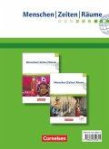 Menschen Zeiten Räume 5./6. Schuljahr - Arbeitsbuch für Gesellschaftswissenschaften - Differenzierende Ausgabe Grundschule Berlin und Brandenburg - Schülerbuch 5 und 6 im Paket