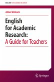 English for Academic Research: A Guide for Teachers (eBook, PDF)