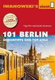 101 Berlin - Reiseführer von Iwanowski (eBook, ePUB)