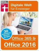 Office 365 & Office 2016