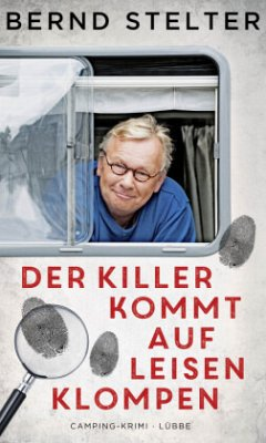 Der Killer kommt auf leisen Klompen / Piet van Houvenkamp Bd.2 - Stelter, Bernd