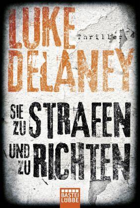 Buch-Reihe Sean Corrigan von Luke Delaney