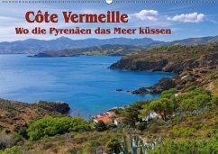 9783665564759 - LianeM: Cote Vermeille - Wo die Pyrenäen das Meer küssen (Wandkalender 2017 DIN A2 quer) - کتاب