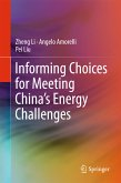 Informing Choices for Meeting China's Energy Challenges (eBook, PDF)
