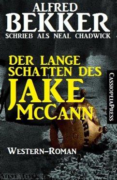 Der lange Schatten des Jake McCann (eBook, ePUB)