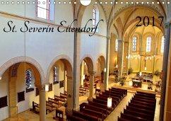 9783665564797 - Corsten Bilderzoom Aachen, Monika: St. Severin Eilendorf 2017 (Wandkalender 2017 DIN A4 quer) - Buch