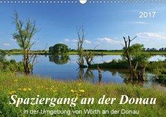 9783665565114 - Heußlein, Jutta: Spaziergang an der Donau (Wandkalender 2017 DIN A3 quer) - کتاب