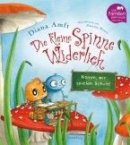Komm, wir spielen Schule! / Die kleine Spinne Widerlich Bd.5