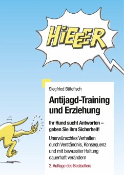Antijagd-Training und Erziehung (eBook, ePUB) - Bütefisch, Siegfried