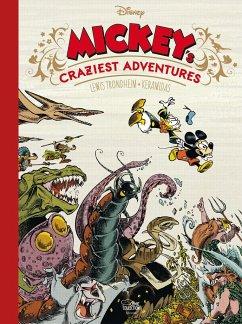 Mickey's Craziest Adventures - Disney, Walt; Trondheim, Lewis; Keramidas, Nicolas