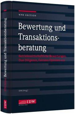 WPH Edition: Bewertung und Transaktionsberatung