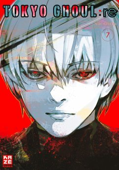 Tokyo Ghoul:re Bd.7 - Ishida, Sui