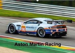 9783665565343 - Stegemann, Dirk: Aston Martin Racing Kalender 2017 (Wandkalender 2017 DIN A2 quer) - Buch