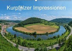9783665566159 - Seethaler, Thomas: Kurpfälzer Impressionen (Wandkalender 2017 DIN A2 quer) - Buch