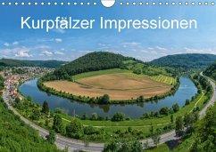 9783665566135 - Seethaler, Thomas: Kurpfälzer Impressionen (Wandkalender 2017 DIN A4 quer) - Buch
