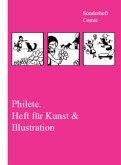 Philete. Heft für Kunst & Illustration