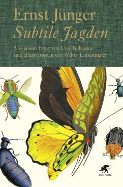Subtile Jagden - Jünger, Ernst