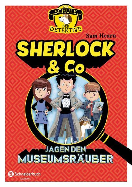 Buch-Reihe Die Schule der Detektive