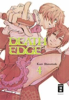 Buch-Reihe Death Edge