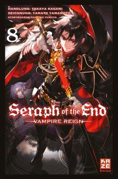 Seraph of the End Bd.8 - Kagami, Takaya; Yamamoto, Yamato; Furuya, Daisuke