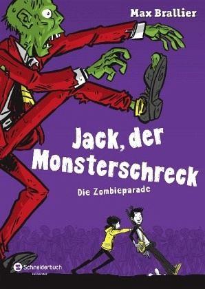 Buch-Reihe Jack, der Monsterschreck