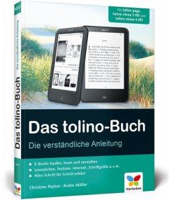 Das tolino-Buch - Peyton, Christine; Möller, Andre