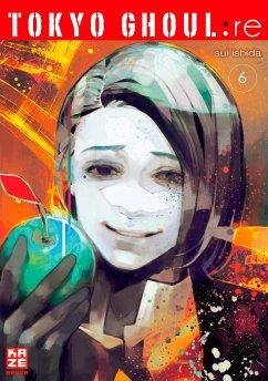 Tokyo Ghoul:re / Tokyo Ghoul:re Bd.6