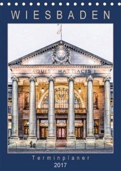 9783665566807 - Meyer, Dieter: Wiesbaden Terminplaner (Tischkalender 2017 DIN A5 hoch) - Buch