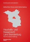 Haushalts- und Kassenrecht Land Brandenburg