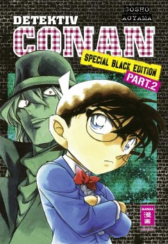 Detektiv Conan Special Black Edition Bd.2 - Aoyama, Gosho