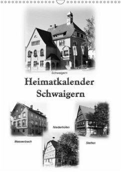 9783665566326 - HM-Fotodesign: Heimatkalender Schwaigern (Wandkalender 2017 DIN A3 hoch) - Buch