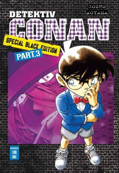 Buch-Reihe Detektiv Conan Special Black Edition