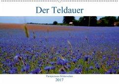 9783665566265 - Bilderwelten, Paintpictues: Der Teldauer (Wandkalender 2017 DIN A2 quer) - کتاب