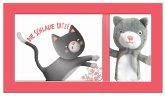 Vorlesezeit mit Tierfingerpuppen - Die schlaue Katze