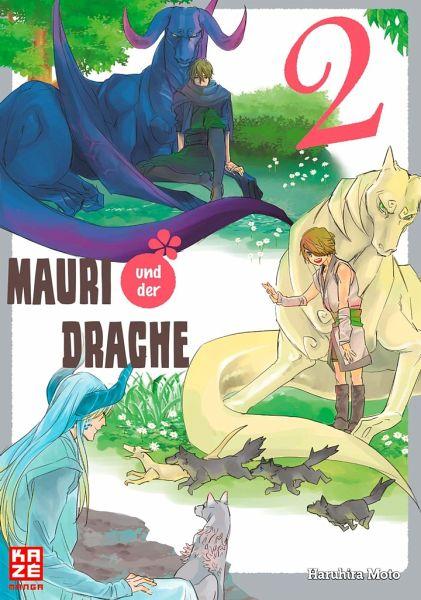 Buch-Reihe Mauri und der Drache