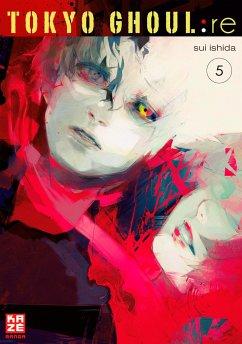 Tokyo Ghoul:re / Tokyo Ghoul:re Bd.5