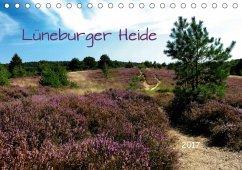 9783665565282 - Pompsch, Heinz: Lüneburger Heide (Tischkalender 2017 DIN A5 quer) - Buch