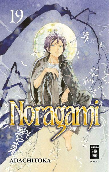 Buch-Reihe Noragami